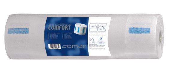 COMAIR Halsschutzkrause Comfort 5 x 100 Blatt