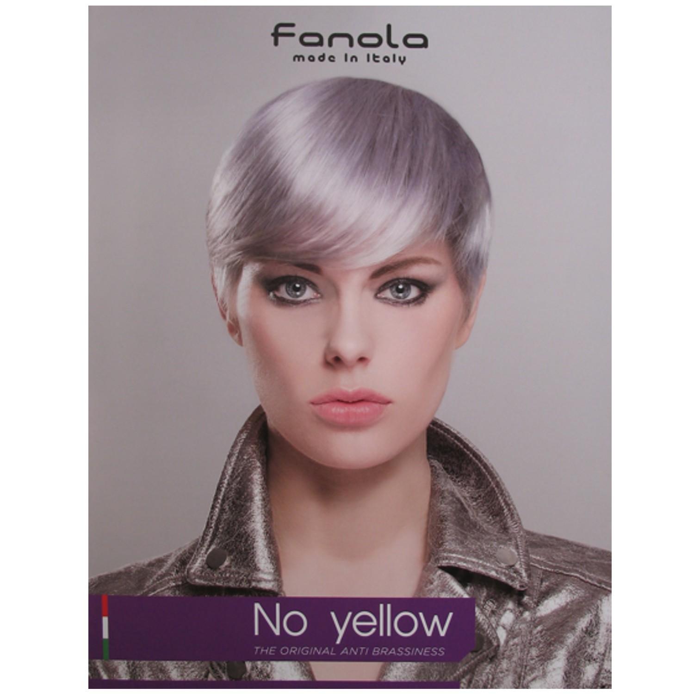 Fanola Broschüre NoYellow / NoOrange
