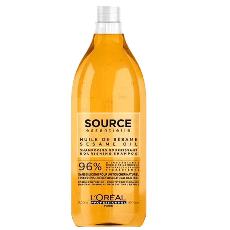 L'Oréal SOURCE ESSENTIELLE Nourishing Shampoo 1,5 L