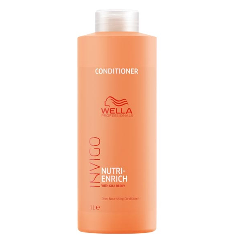 Wella Invigo Nutri-Enrich Deep Nourishing Conditioner 1 L