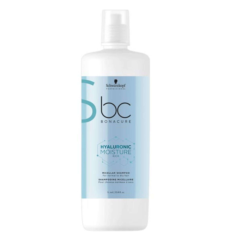 Schwarzkopf BC HYALURONIC MOISTURE KICK Micellar Shampoo 1 L