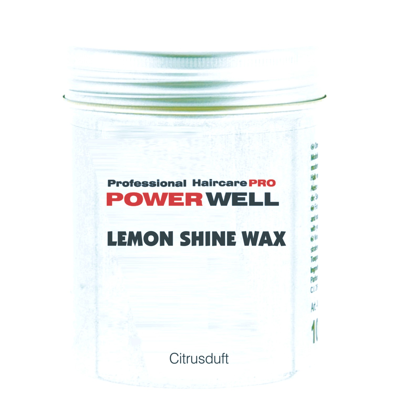 POWERWELL Lemon Shine Wax 100 ml