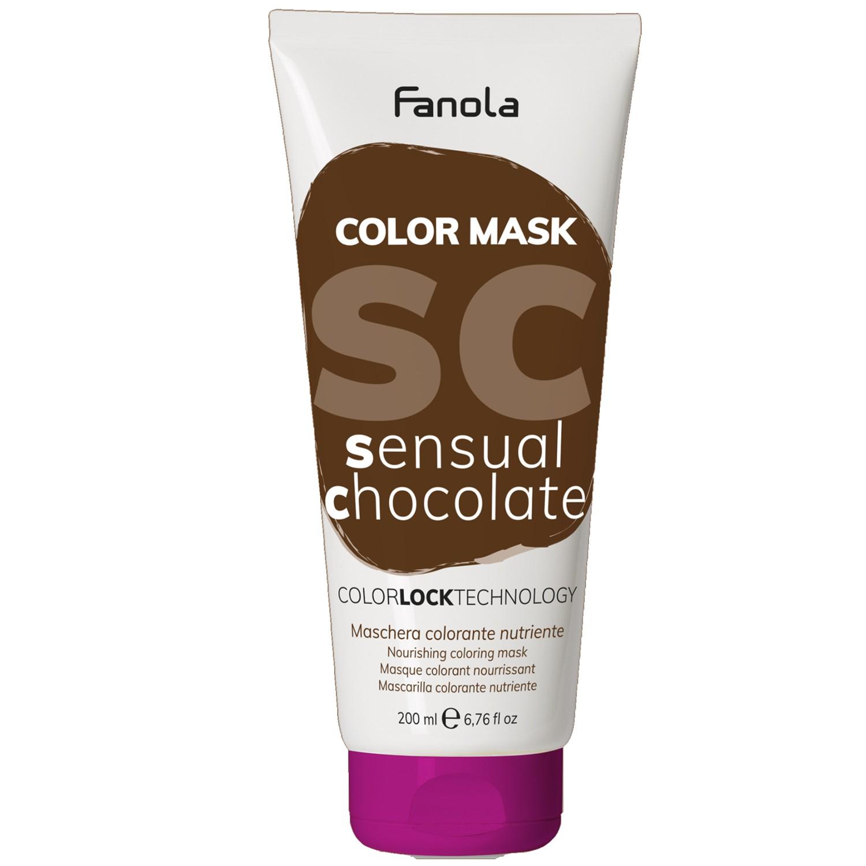 Fanola Color Mask Sensual Chocolate 200 ml