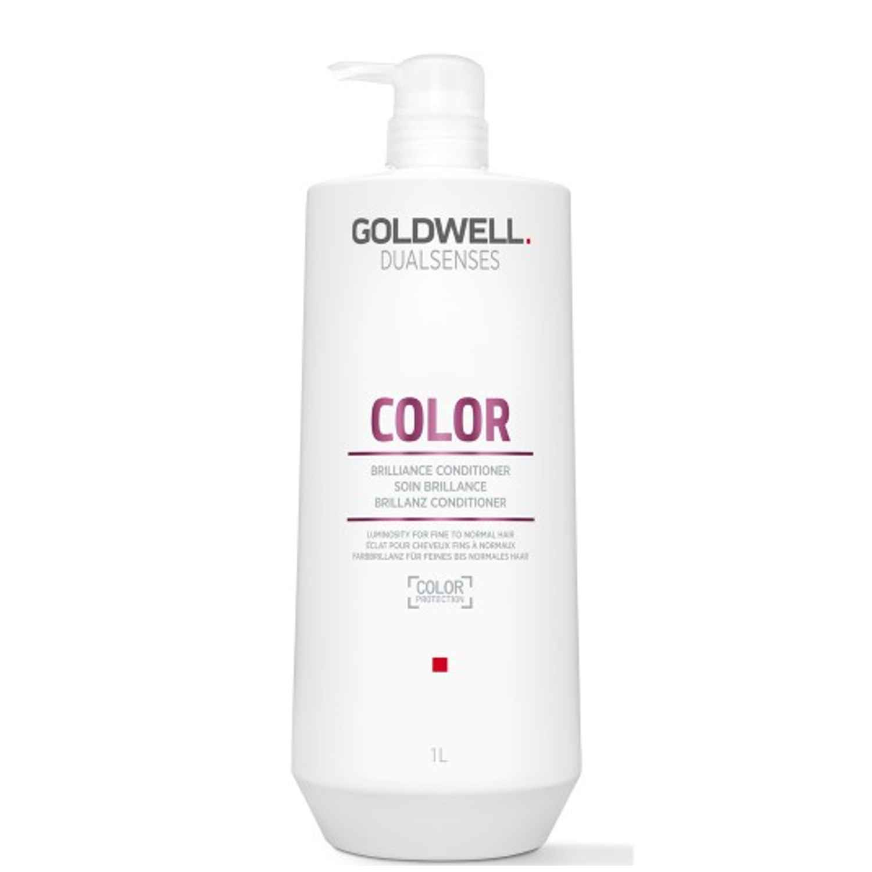 GOLDWELL Dualsenses Color BRILLIANCE CONDITIONER 1 L