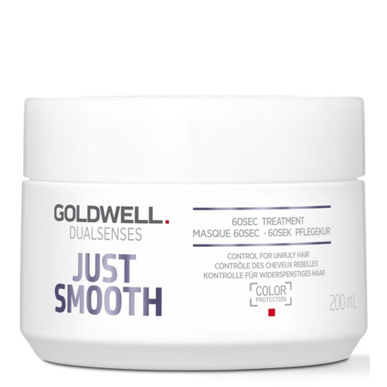 GOLDWELL Dualsenses Just Smooth 60Sec Treatment 200 ml