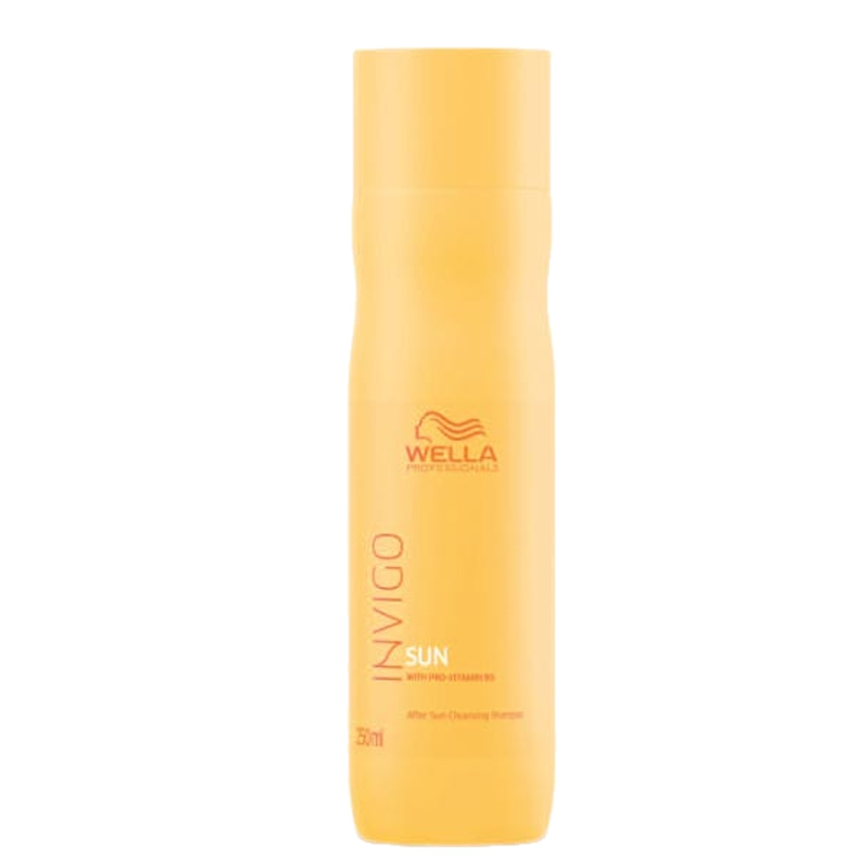 Wella Invigo Sun After Sun Cleansing Shampoo 250 ml