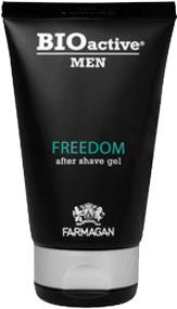FARMAGAN BIOactive MEN After Shave Gel Freedom 100 ml