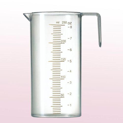 Comair Messbecher transparent 250 ml
