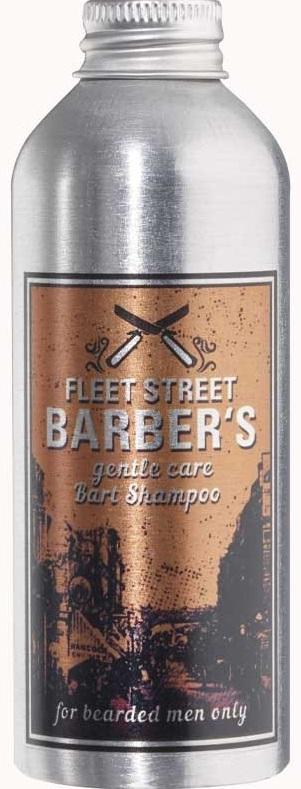 Fleet Street Barber´s Bart Pflege Shampoo 100 ml