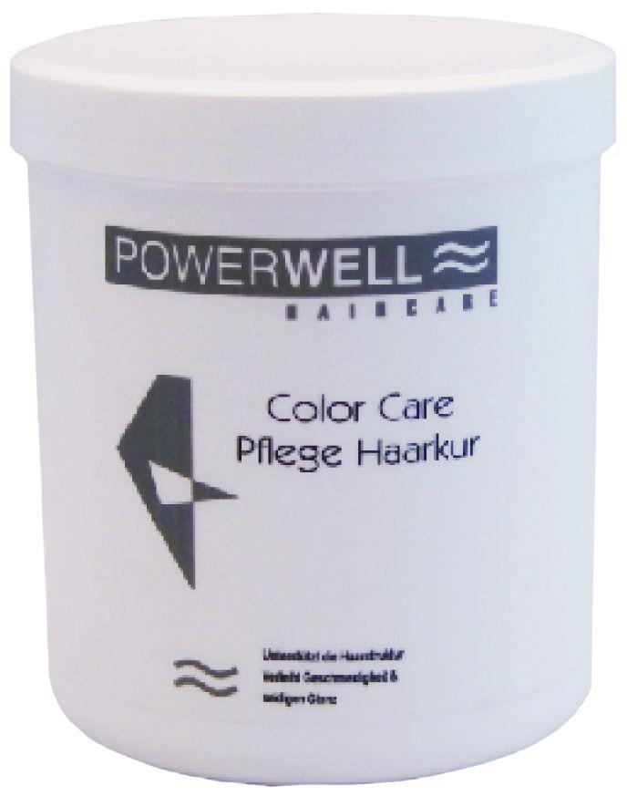 POWERWELL Color Care Pflege Haarkur 1 L
