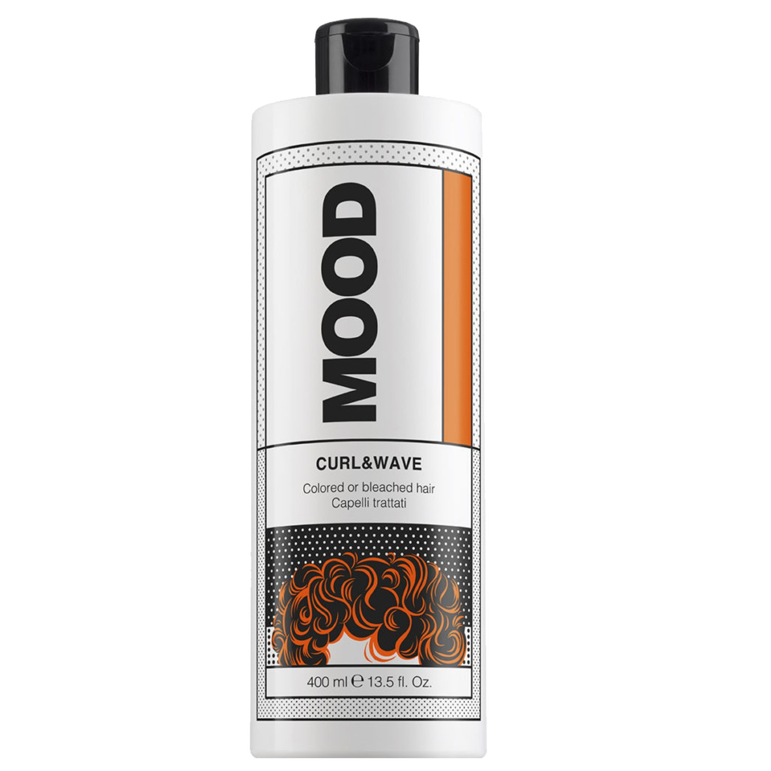 MOOD Curl & Wave Colored or Bleached Hair 400 ml