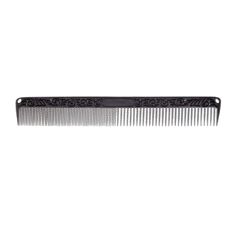 Aluminium Haarschneidekamm kurz 7,1''