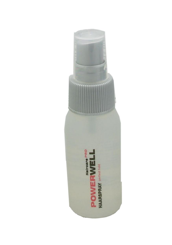 POWERWELL Haarspray Reisegröße 50 ml