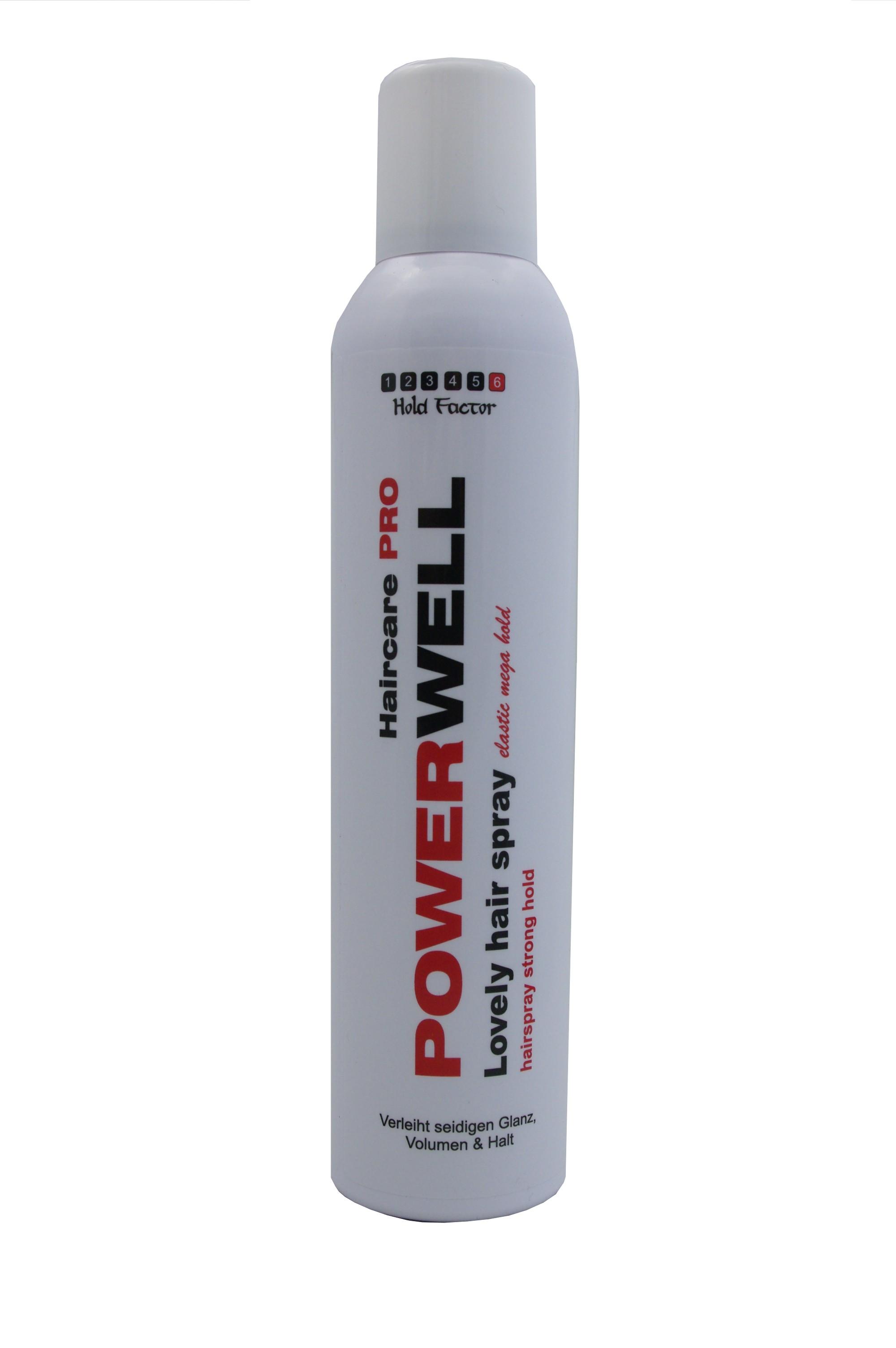POWERWELL Lovely Hair Haarspray 300 ml