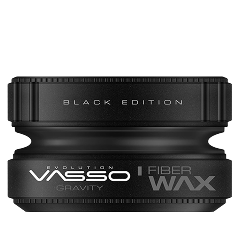 VASSO BLACK EDITION Fiber Wax ¨GRAVITY¨ 150 ml