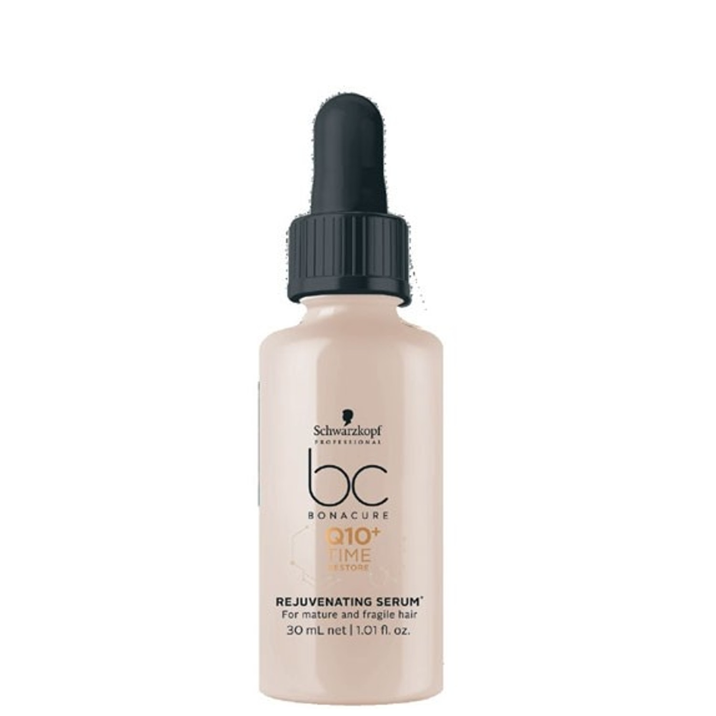 Schwarzkopf BC Q10+ TIME RESTORE Rejuvenating Serum 30 ml