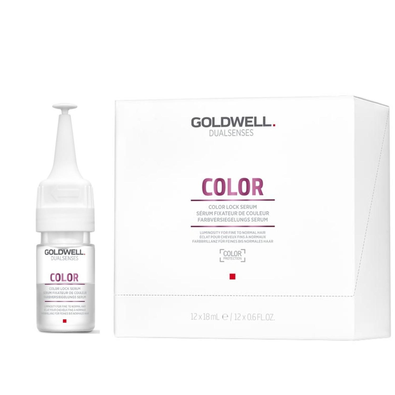 GOLDWELL Dualsenses Color LOCK SERUM 12 x 18 ml