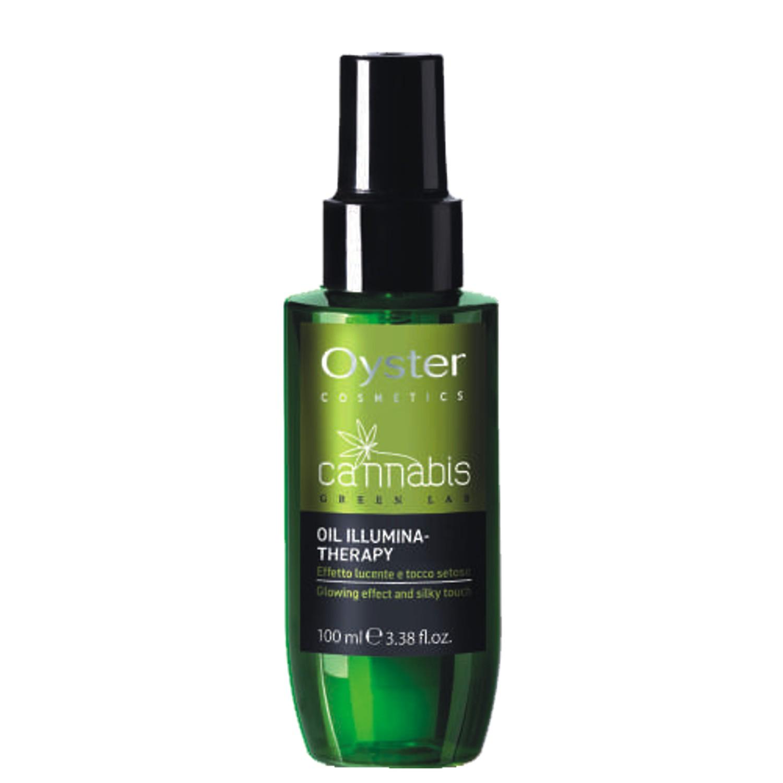 OYSTER Cannabis Green Lab Oil Illumina-Therapy 100 ml