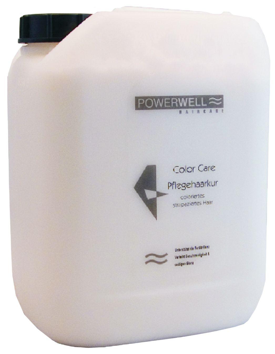 POWERWELL Color Care Pflege Haarkur 5 L