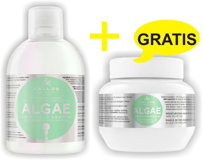 Algen Shampoo + Maske