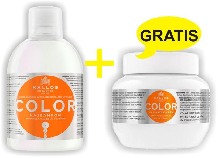 Color Shampoo + Maske