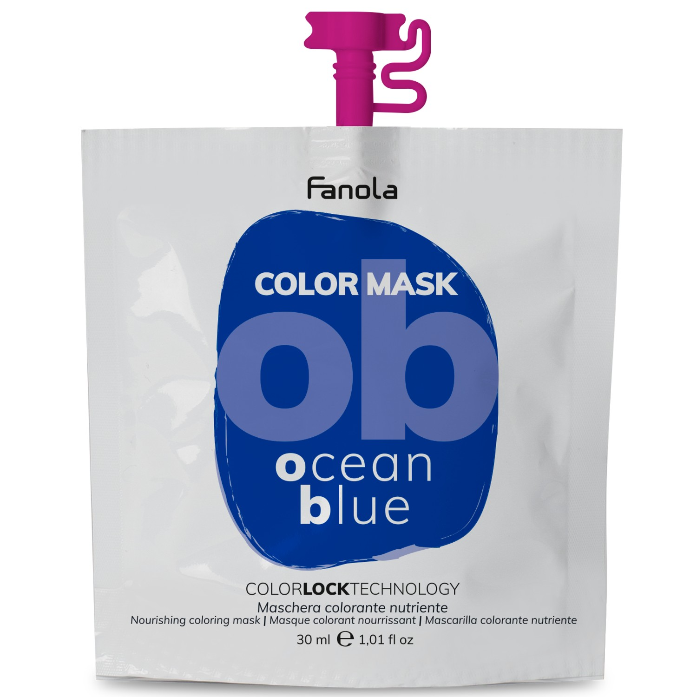Fanola Color Mask Ocean Blue 30 ml
