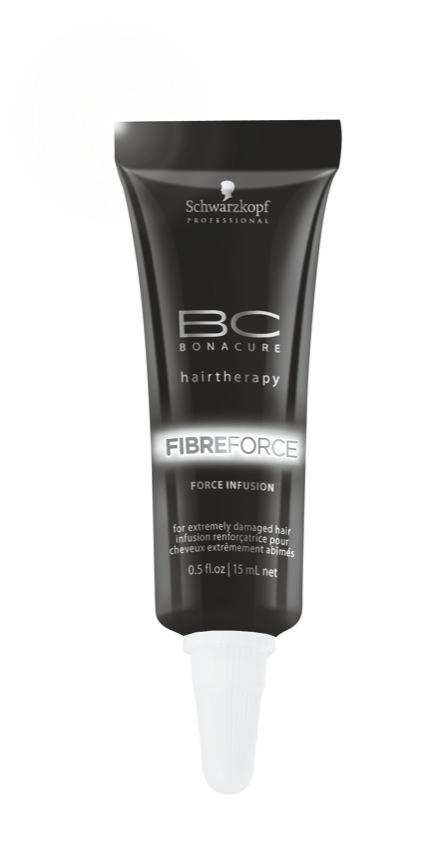 Schwarzkopf BC FIBRE FORCE Infusion 8 x 15 ml