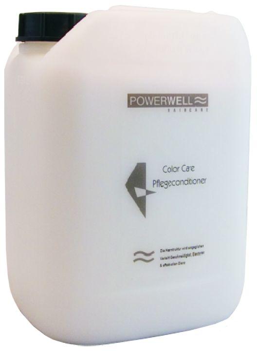 POWERWELL Color Care Pflegeconditioner 5 L