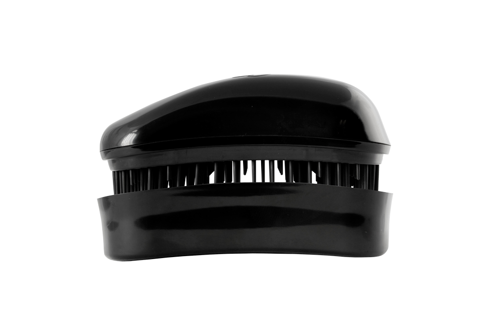 Dessata Mini-Anti-Tangle Bürste schwarz/schwarz