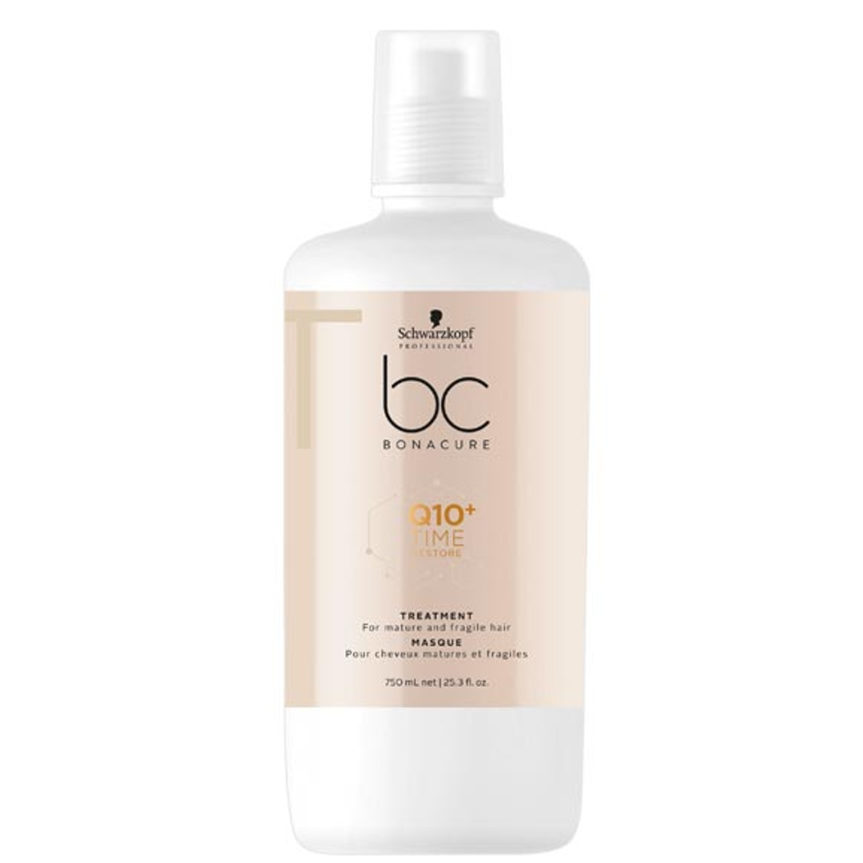 Schwarzkopf BC Q10+ TIME RESTORE Treatment 750 ml