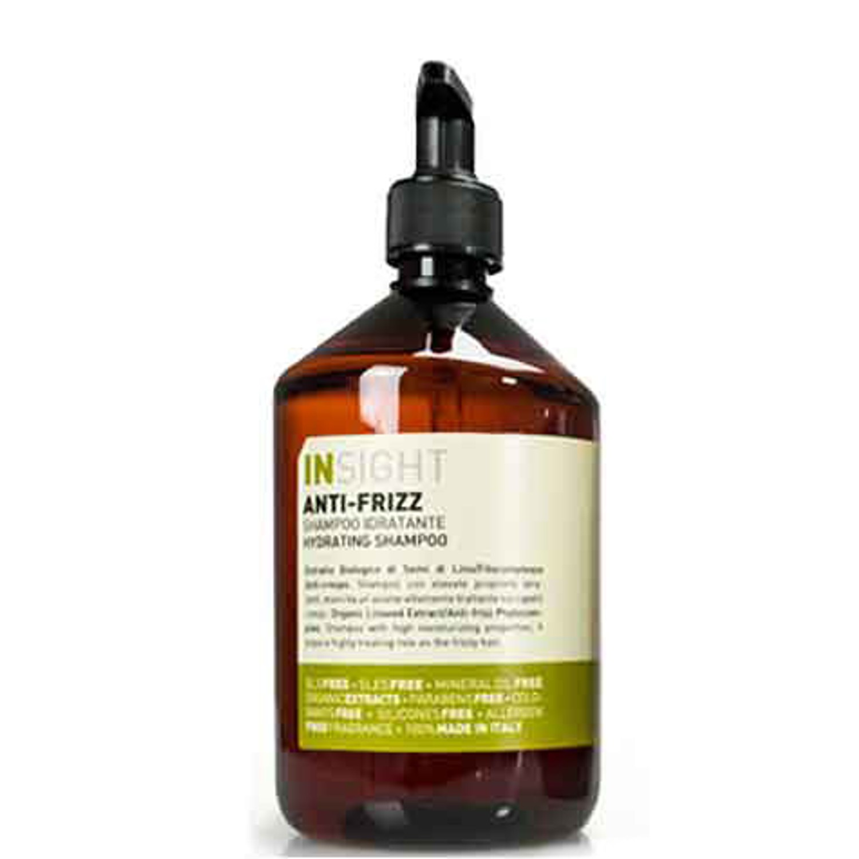 INSIGHT Anti-Frizz Hydrating Shampoo 400 ml