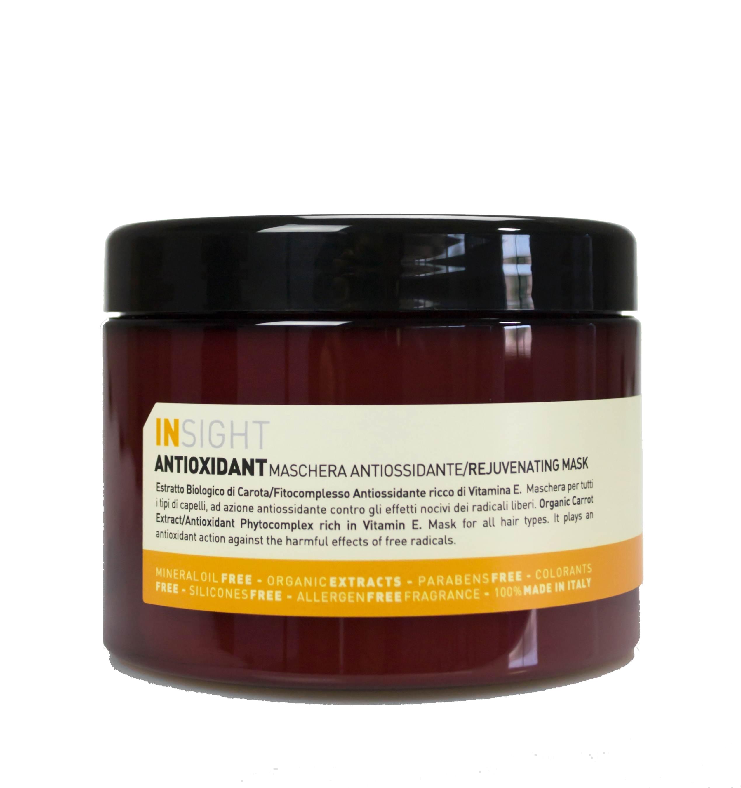 INSIGHT Antioxidant Rejuvenating Maske 500 ml