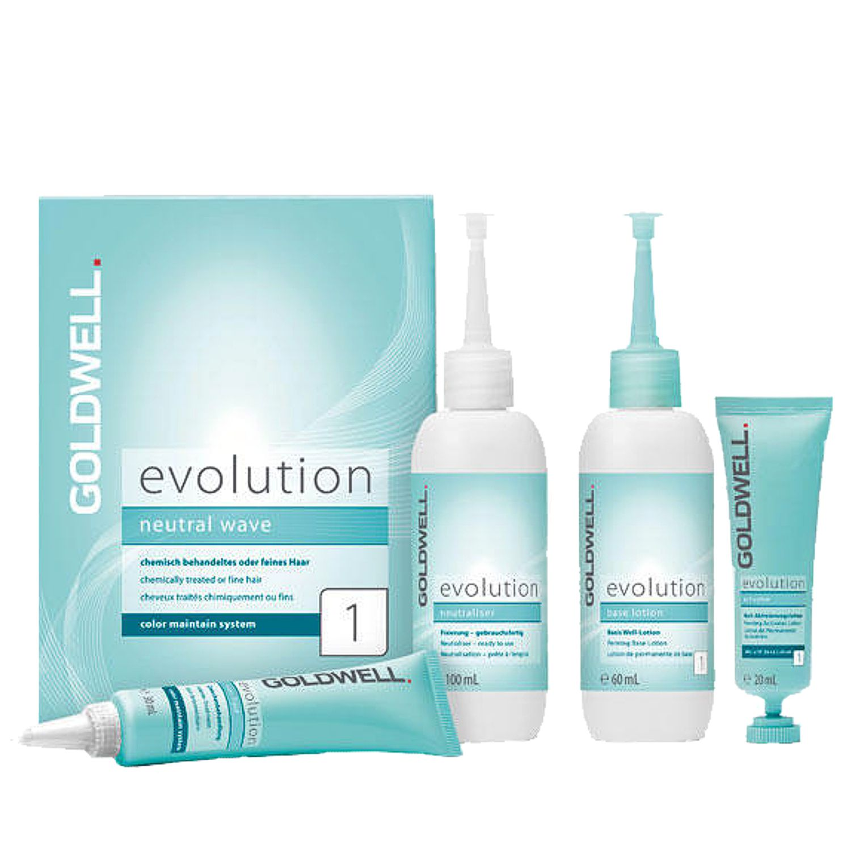 GOLDWELL Evolution Neutral Wave - 1 - Set