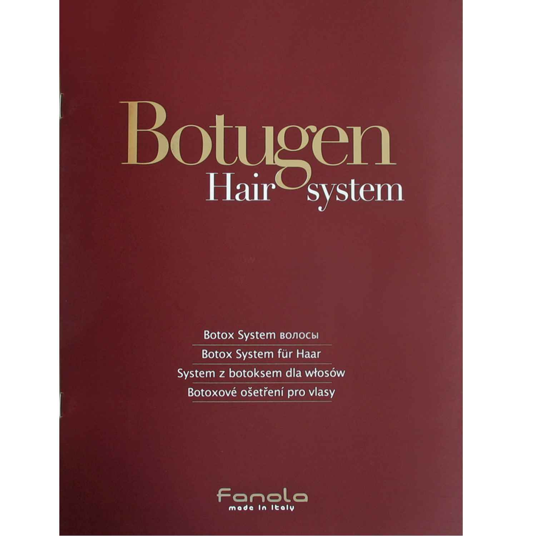 Fanola BOTUGEN Hair System Katalog 2015