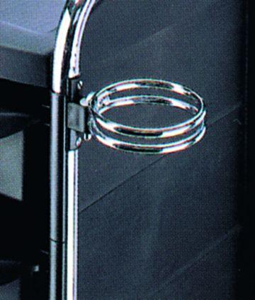 EFALOCK Chrom-Fönhalter für PICCOLO Stapelboys