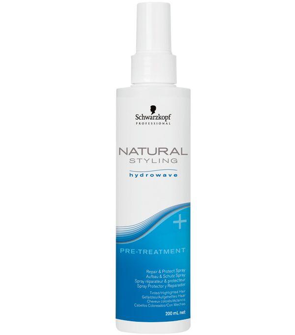 Schwarzkopf NATURAL STYLING Pre-Treatment Repair & Protect Spray 200 ml