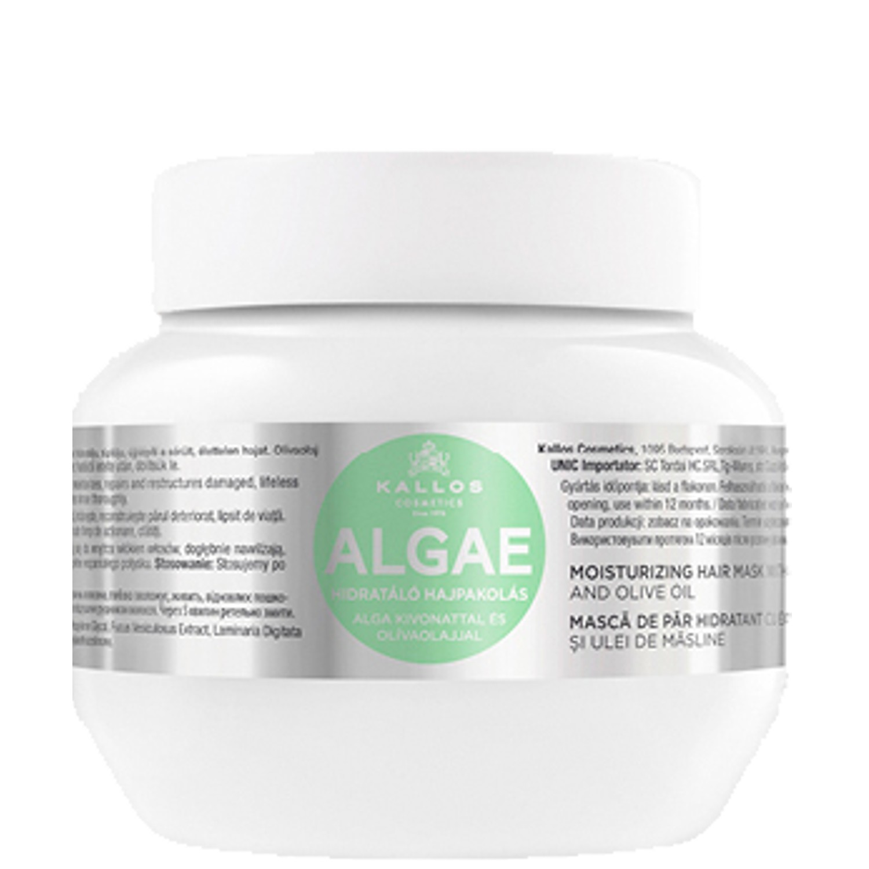 KALLOS COSMETICS KJMN Algae Hair Mask 275 ml