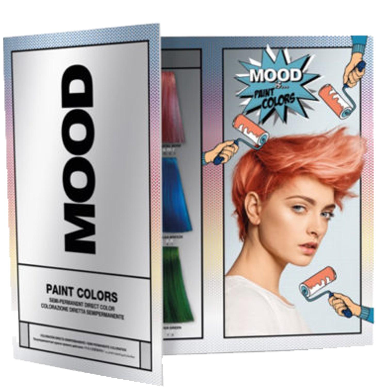 MOOD Paint Colors Farbkarte