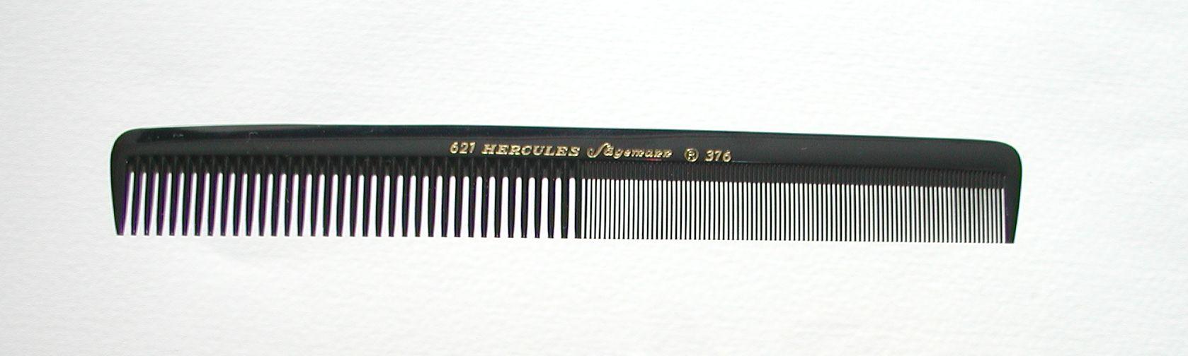 Hercules Sägemann 621/376 Haarschneidekamm 7''