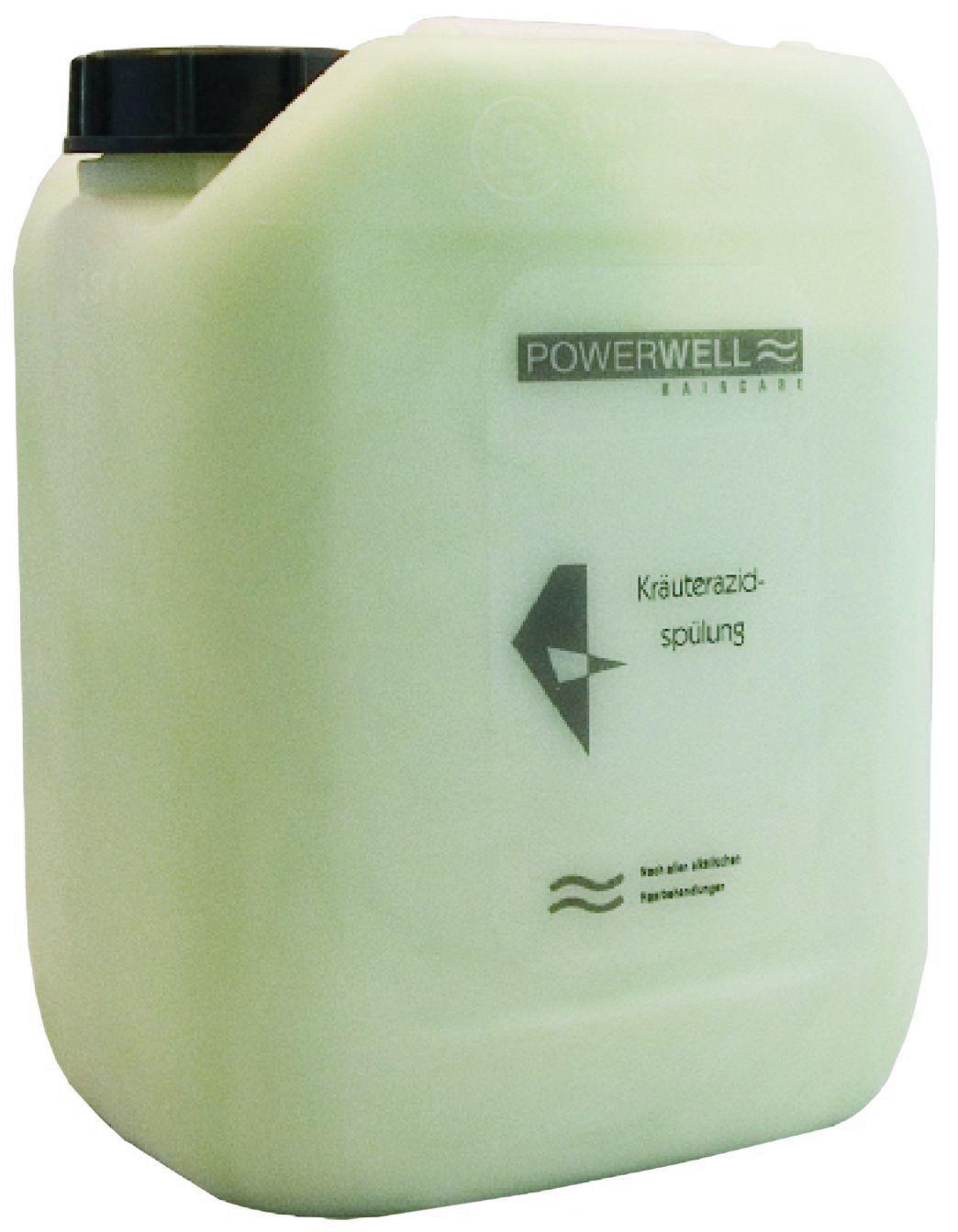 POWERWELL Kräuterazid-Spülung 10 L
