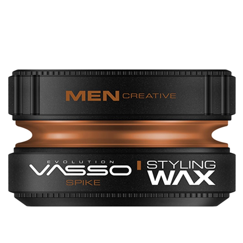 VASSO MEN CREATIVE Styling Wax Pro-Clay ¨SPIKE¨ 150 ml