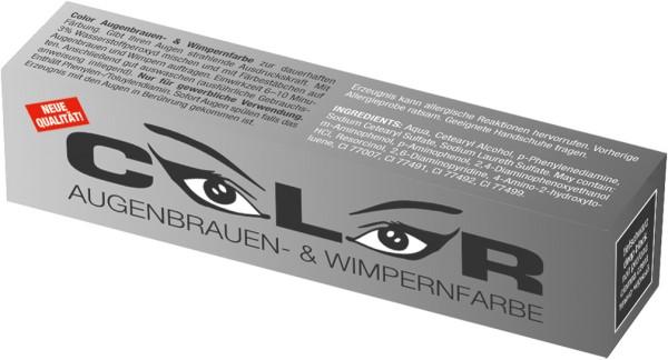 Comair Color Augenbrauen- und Wimpernfarbe 15 ml