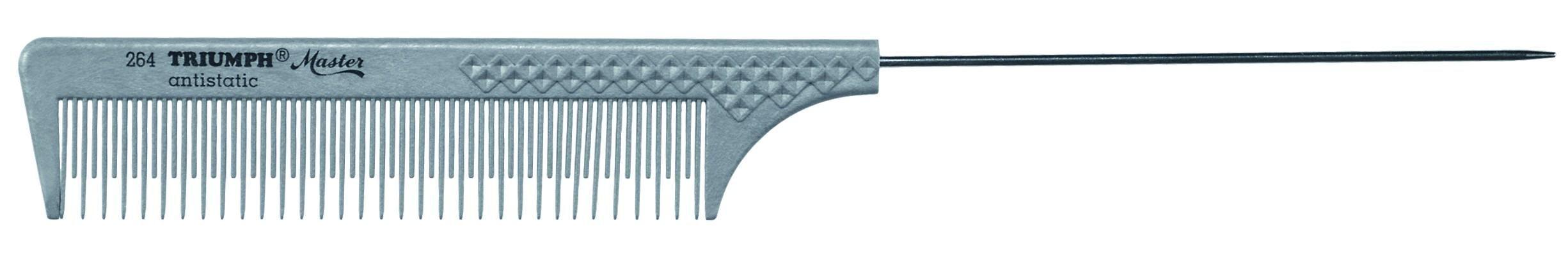 Hercules Sägemann TRIUMPH® Master 95/264 Toupier-Nadelstielkamm 8,5''