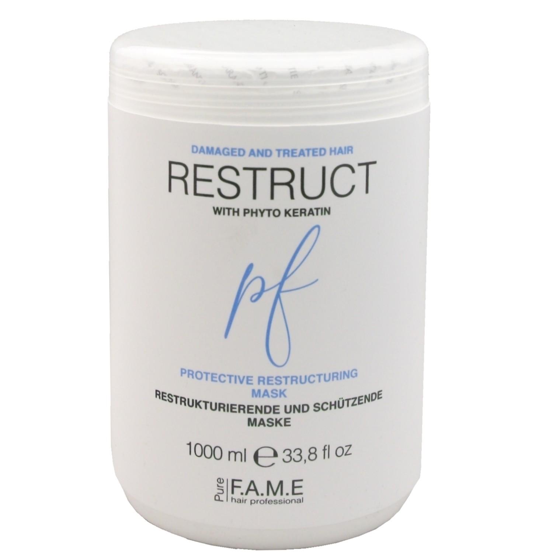 PURE FAME Restruct Phyto-Keratin Maske 1 L