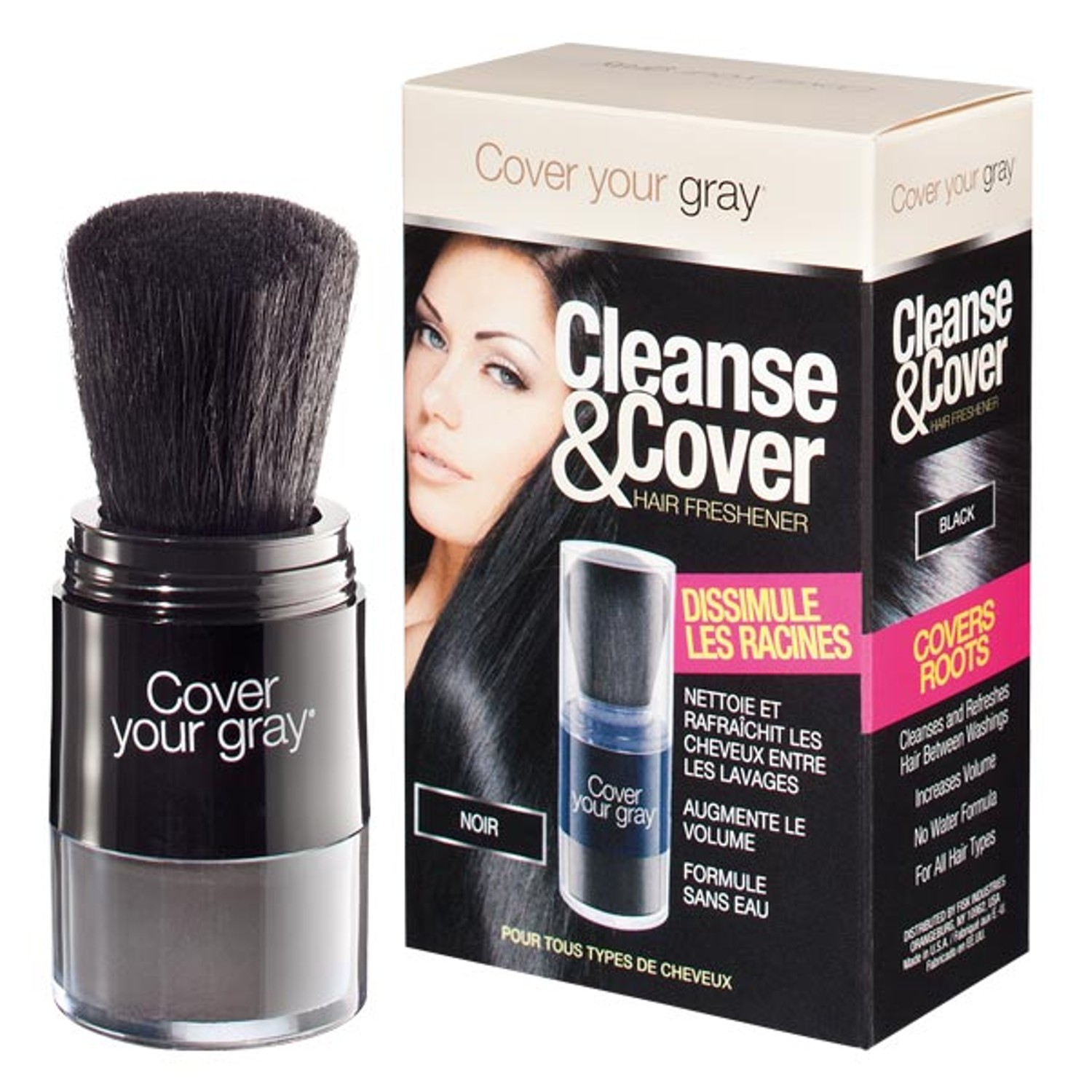 Cover your gray Cleanse & Cover 12 g