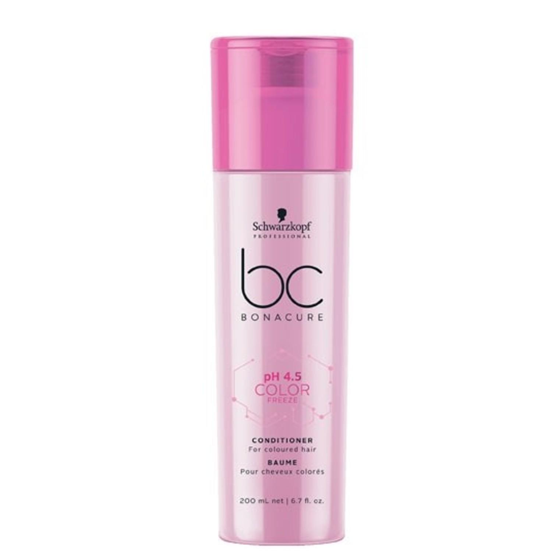Schwarzkopf BC pH 4.5 COLOR FREEZE Conditioner 200 ml