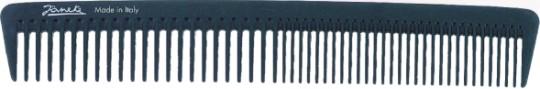Jäneke Carbon Haarschneidekamm 8,0''