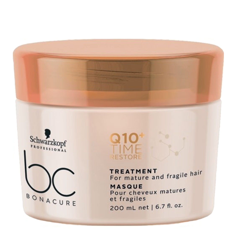 Schwarzkopf BC Q10+ TIME RESTORE Treatment 200 ml