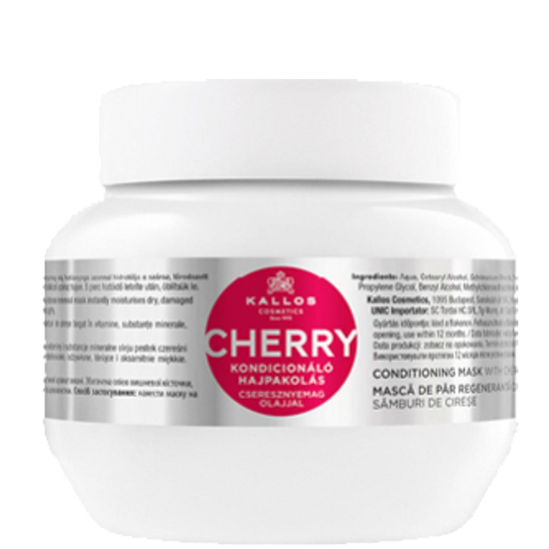 KALLOS COSMETICS KJMN Cherry Conditioning Hair Mask 275 ml