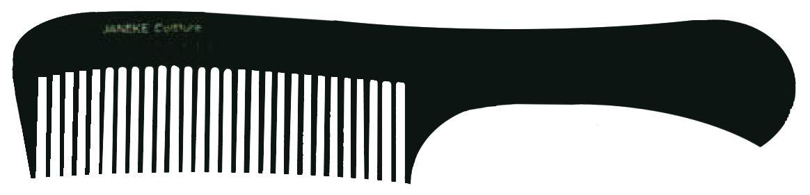 Jäneke Damengriffkamm 22 cm